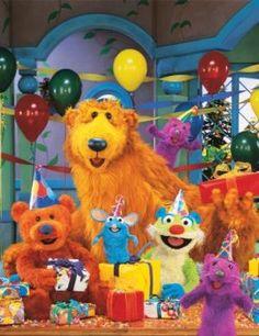 Bear in the Big Blue House 1997 Poster Disney Plus, Disney Art, Old Kids Tv Shows, 2000s Tv Shows, Big Blue House, Fun Songs, Blue Birthday, Quality Memes, Jim Henson