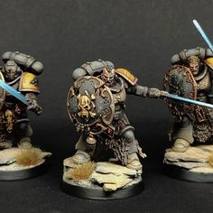 space wolves bladeguard - Google Search Rogue Traders, Black Space, Space Wolves, Warhammer 40k Miniatures, Warhammer 40000, Space Marine, Rogues, Marines, Wolf