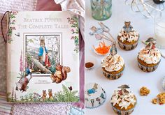 My childhood was all about Beatrix Potter's tales (mostly Peter Rabbit)!!!