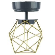 Locker Style™ Accessories - Chandelier-Magnetic - Silver : Target // I'd probably just make my own geo-figure and have it as decor