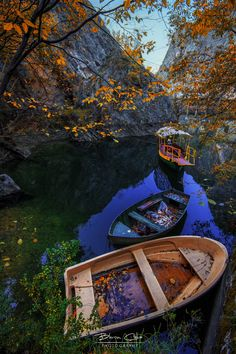 Call of the Autumn - Canyon of Matka | Skopje, Macedonia