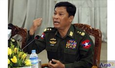 Myanmar police blame grudge, not army, for…