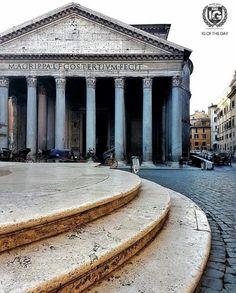 Pantheon, Roma, Itália