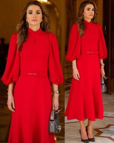 ❤️King Abdullah II and Queen Rania Al Abdullah received by President Abdel Fatah al-Sisi at the presidential… Royals, Queen Rania, Royal Clothing, Royal Princess, Professional Outfits, Elegant Outfit, Royal Fashion, Elegant Woman, Business Fashion