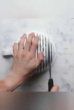 The Cutter Bowl - ⭐⭐⭐⭐⭐ The Cutter Bowl - ⭐⭐⭐⭐⭐ No one can deny that good home appliances, cooking utensils and kitchen products in general, make life more comfortable and convenient! This ingenious, kitchen device is so cool! Cooking Gadgets, Cooking Utensils, Cooking Tools, Kitchen Utensils, Cooking Recipes, Cooking Eggs, Cooking Supplies, Cooking Pork, Cooking Hacks