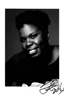 Leslie Jones -SNL and New Ghostbusters Reboot