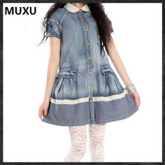 US $69.50     Get Stylish Clothes On A Budget!     FREE Shipping Worldwide     Get it here ---> http://ebonyemporium.com/products/muxu-vintage-dress-blue-denim-dress-women-vestidos-mujer-embroidery-blue-retro-womens-clothing-vestidos-mujer-womens-clothing/    #fashionstyle