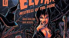 Comic Crypt: Elvira: Mistress of the Dark #9 Preview! Modern Day Witch, Bad Puns, Horror Comics, Coven, Mistress, The Darkest, Supernatural, Prince, Passion
