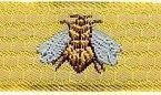 Renaissance & Celtic Trim and Jacquard Ribbon by celtictrims Bee Fabric, Bee Honeycomb, Sewing Trim, Art Supplies, Scissors, Renaissance, Celtic, Etsy Seller, Ribbon