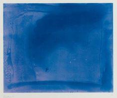 Corot's Mark - Helen Frankenthaler
