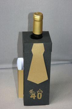 verpakking fles wijn