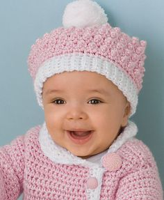Victorian Rose Baby Hat designed by Kim Guzman Email to kim@crochetkim.com  This pattern was provided courtesy of JoAnn Fabric Stores as a tearsheet. It is no longer available. I have been given permission to post the PDF. The Terms of Use may or may not be different