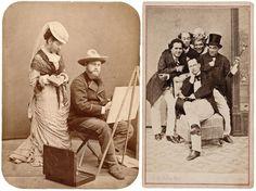 No Museu do Chiado, o espectador vai confrontar-se com a memória de um país e com a perenidade da imagem fotográfica. Numa exposição de tesouros da fotografia do século XIX português. Para ver e quase tocar.