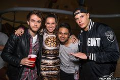 Zedd, Brazzabelle, Sandro Silvo, DJ Snake