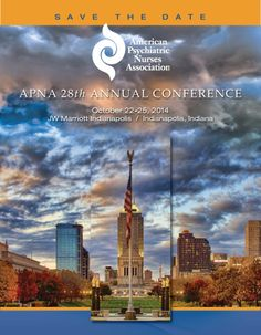 Save the Date for the APNA 28th Annual Conference!