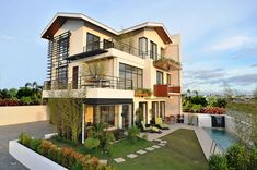 Nice dream house in the Philippines!