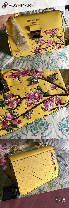 Nicole lee USA handbag Beautiful color and light weight handbag comes with a shoulder strap Nicole Lee Bags Shoulder Bags