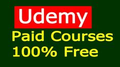 Get Udemy Paid Courses For Free with Certificate in 2019 How to Get Paid Udemy Courses for Free in 2019 Web Research, All Website, Data Entry, Data Collection, Virtual Assistant, Lead Generation, Programming, Online Courses, Words