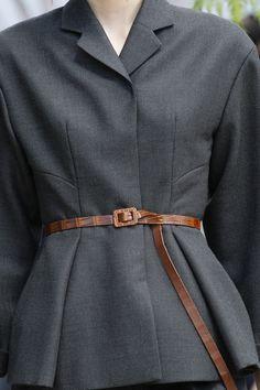 Christian Dior Fall 2017 Couture Fashion Show Details