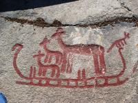 Bronze Age Rock Carvings in Tanum, Sweden--World Heritage Site