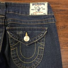 True religion jeans True religion jeans size 27 True Religion Pants Boot Cut & Flare