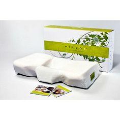 Pillow Fight, Neck Pillow, Memory Foam, Latex Pillow, Pillos, Pillow Inspiration, Natural Latex, Head And Neck, Bed Sheet Sets