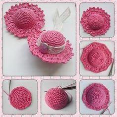 Crochet hats 314126142760685126 - Tutoriels Robe Barbie Source by sbernardeschi Crochet Doll Dress, Crochet Barbie Clothes, Crochet Doll Pattern, Barbie Clothes Patterns, Doll Patterns, Knitting Patterns, Crochet Patterns, Crochet Gifts, Cute Crochet
