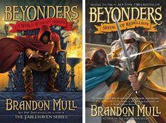 Beyonders Series by Brandon Mull