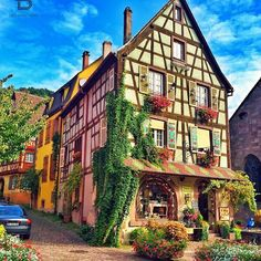 Château de Kaysersberg, France By: @kardinalmelon Be sure to check out @BeautifulApparel!