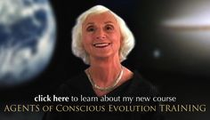 Barbara Marx Hubbard has a vision of humans evolving into spiritually aware conscious creators and has dedicated her life to the upliftment of the human spirit.