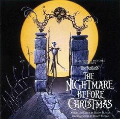 The Nightmare Before Christmas - An instant classic this is such a wonderful mix of my 2 favoritest holidays, Halloween and Christmas.  We watch it every holiday season.  One of Burton's finest.