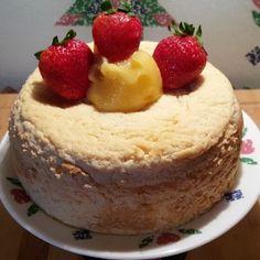 Authentic Italian Ricotta Cheesecake