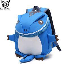 046f69051207 BAIJIAWEI Children School Bags Cartoon Minnie Kids Bag Dinosaur Backpacks  Kindergarten aged 1-6 Preschool Backpack Kids Mochila