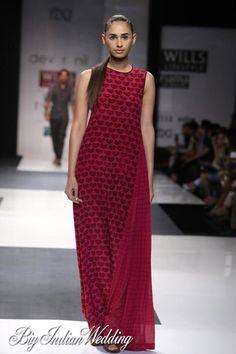 Dev R Nil resort wear maxi dress