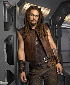 Jason Mamoa as Ronan in Stargate Atlantis
