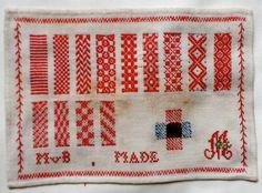 Quilts and Siggies: vlakvulling en stopje
