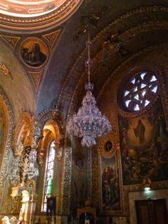 Saint Sophia Cathedral in Los Angeles