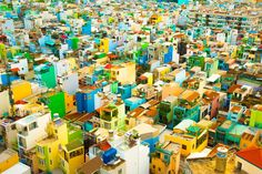 The Colourful Ho Chi Minh City - King Fung Wong / National Geographic Travel Photographer of the Year Contest
