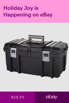 Husky Tool Boxes Home  amp  Garden  ebay Metal Tool Box 0883648ee4ebf