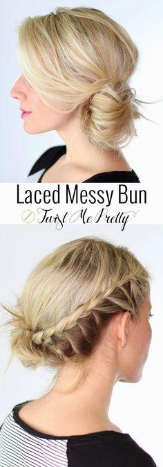 ¡1001 ideas para tu peinado de novia o invitada!