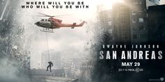 After the infamous San Andreas Fault finally gives, triggering a magnitude 9 earthquake in California, a search and rescue helicopter pilot (Dwayne Johnson) and his estranged wife make their way together from Los Angeles to San Francisco to save their only daughter. San Andreas opens 5/29 WATCH THE TRAILER! | Movie Facts Inc.