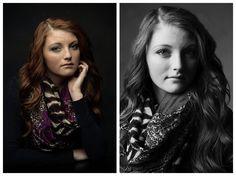 Editorial Senior Portraits ~ Wisconsin