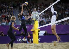 Can't wait for beach volleyball! So pumped!