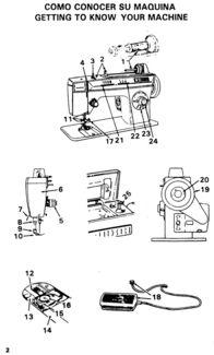 3140 sewing machine