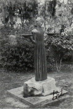 1000 images about bird girl statue on pinterest statue - Midnight in the garden of good and evil book ...