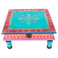 Bajat Low Accent Table I