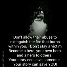 You are a hero. Help for  Narcissistic sociopath relationship survivors.