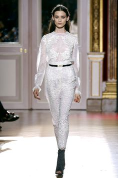 #Zuhair Murad Haute Couture Automne-Hiver 2012-2013 Rehearsal Dinner/ Going Away outfit