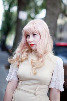 Street Style - Hannah Metz, via the ModCloth Blog