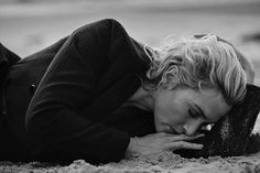 Kate Winslet for Vogue Italia, November 2015.